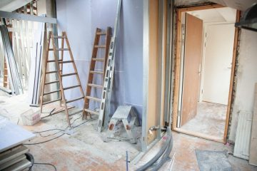 Home renovation project